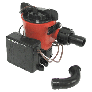 JOHNSON Ultima Combo Series L650 - 24 Volt