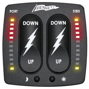 BENNETT BOLT Helm Keypad - With Indication