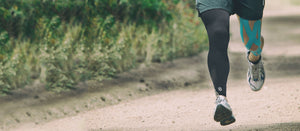 What is a full leg compression sleeve?