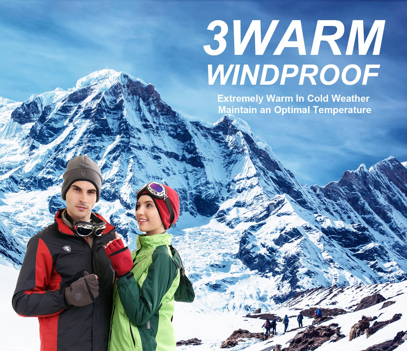 3WARM WindProof