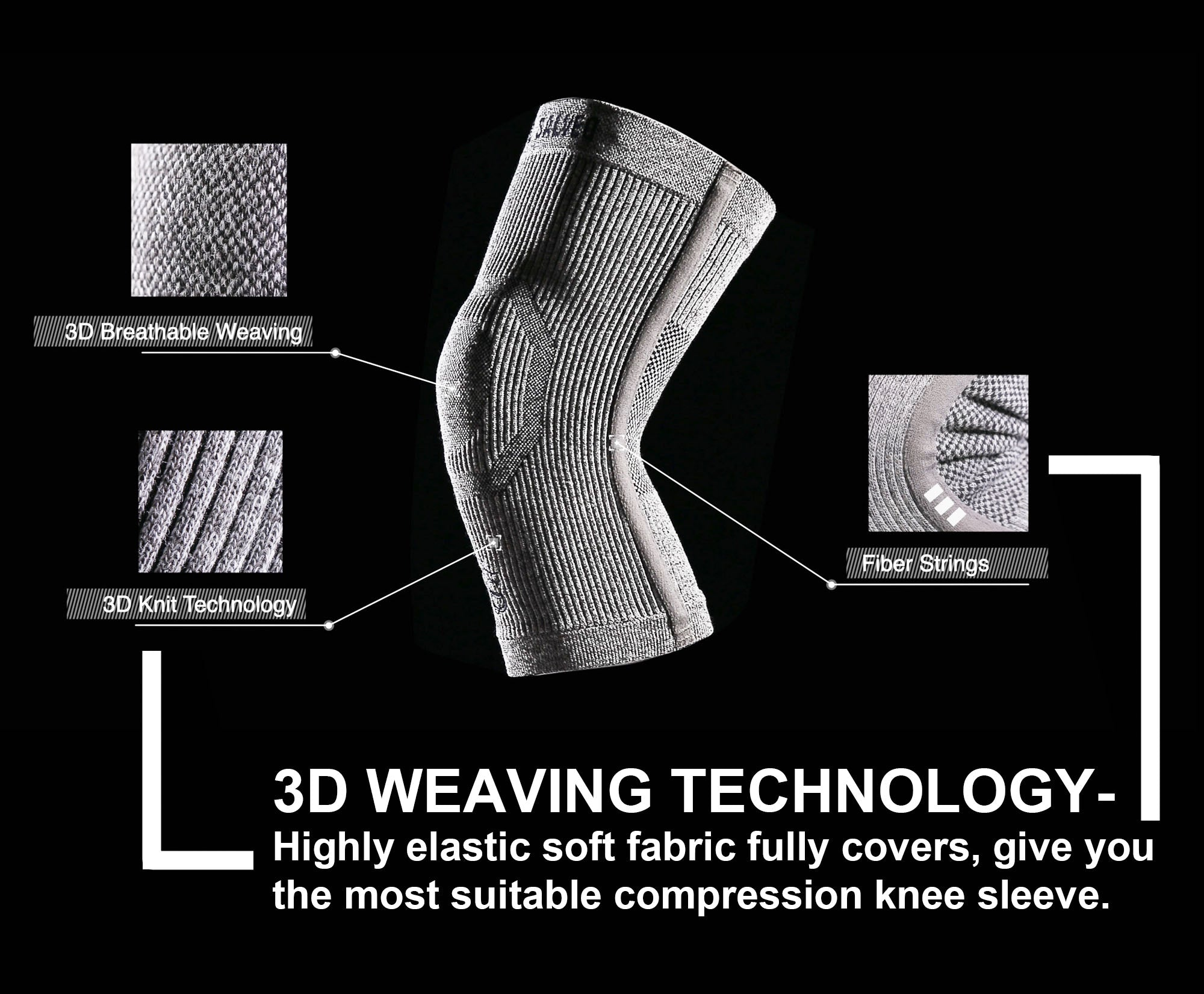 compression knee sleeve functions