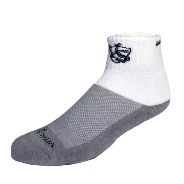 Socks-Unisex Sport Cushion Socks (Short) - Vital Salveo