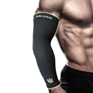 arm sleeve-Compression Arm Sleeves (1PC) - Vital Salveo
