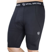 Compression Clothes-Men Compression Recovery Shorts - Vital Salveo