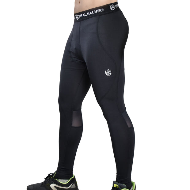 Compression Clothes-Men Compression Recovery Legging - Vital Salveo
