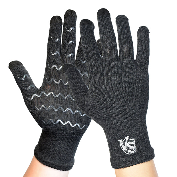Accessories-Anti- Slip Full Finger Recovery Gloves - Vital Salveo