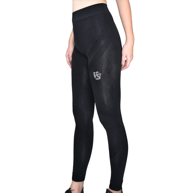 -Women Recovery Compression Seamless  Leggings - Vital Salveo
