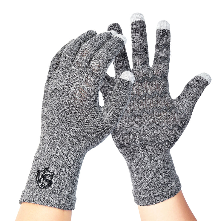 Anti- Slip Full Finger Recovery Gloves- For Men and Women