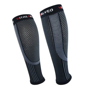Brace-Germanium Recovery Compression Calf Sleeves (Pair) - Vital Salveo
