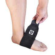 "Brace-Adjustable Elastic Compression Arch Support Wraps (Pair)-3""* 11.5"" - Vital Salveo"