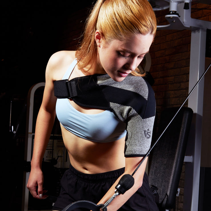 Brace-Compression Recovery Shoulder Brace - Vital Salveo