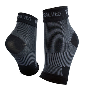 Brace-Compression Ultra Light Ankle Support Foot Sleeves (Pair) - Vital Salveo