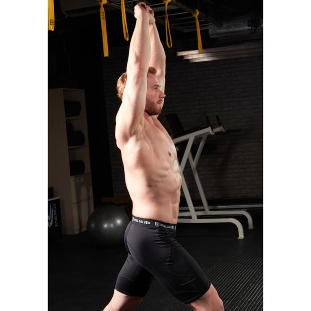 Men Compression Recovery Shorts