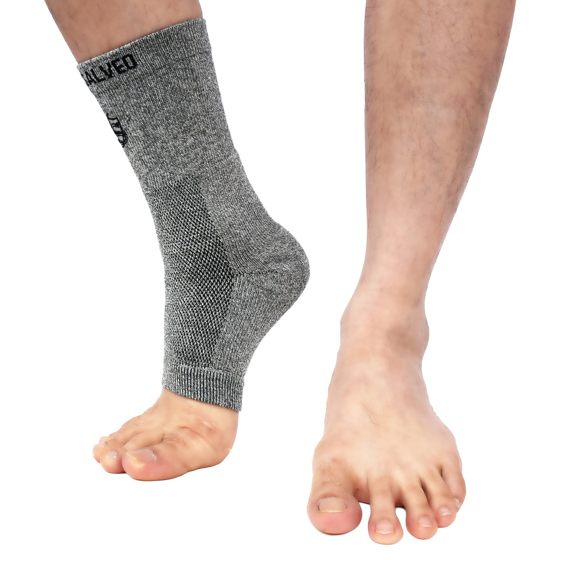 Brace-Bamboo Charcoal and Germanium Ankle Sleeve - Vital Salveo