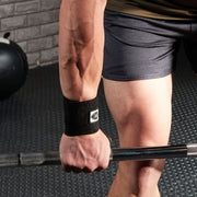 Adjustable Elastic Compression Wrist Wraps (Pair)