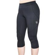 Compression Clothes-Women Compression Recovery Capri Legging - Vital Salveo