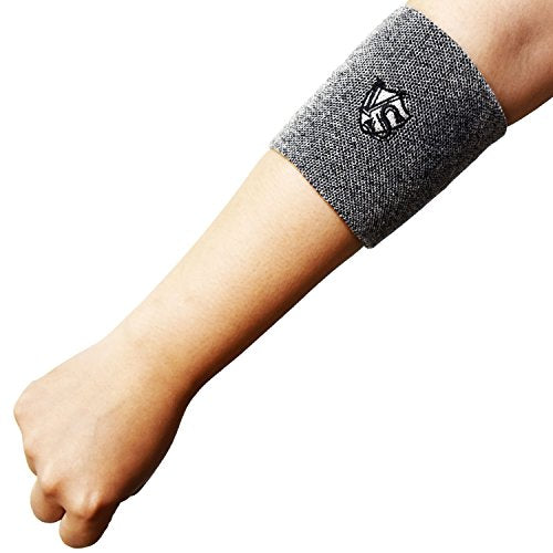 Brace-Bamboo Charcoal and Germanium Wrist Sleeve - Vital Salveo