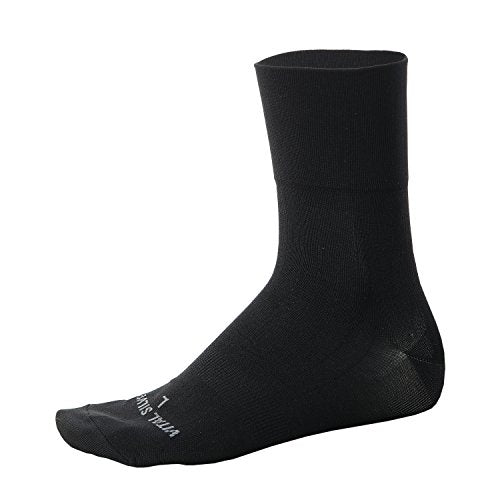 Socks-Dress Socks (Black) - Vital Salveo
