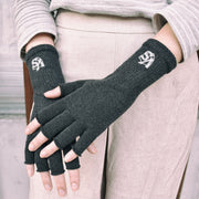 Accessories-Fingerless Recovery Gloves - Vital Salveo