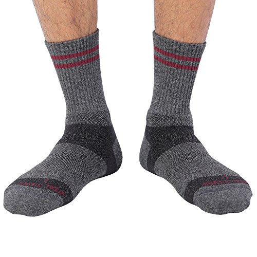 Socks-Unisex Merino Wool Hiking Socks - Vital Salveo