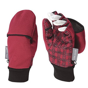 Accessories-3WARM Windproof Non Slip Half-finger Gloves - Vital Salveo