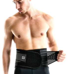Brace-Compression Back Brace Support C-Fit - Vital Salveo