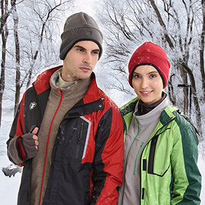 Accessories-3WARM-Windproof Earflap Beanie/Skullies - Vital Salveo