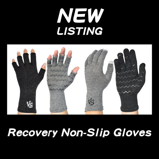 Accessories-Full Finger Recovery Gloves - Vital Salveo