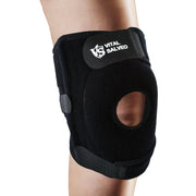 "Brace-7.5"" Adjustable Strengthen Open Patella Knee Support/S-Pro Pad - Vital Salveo"