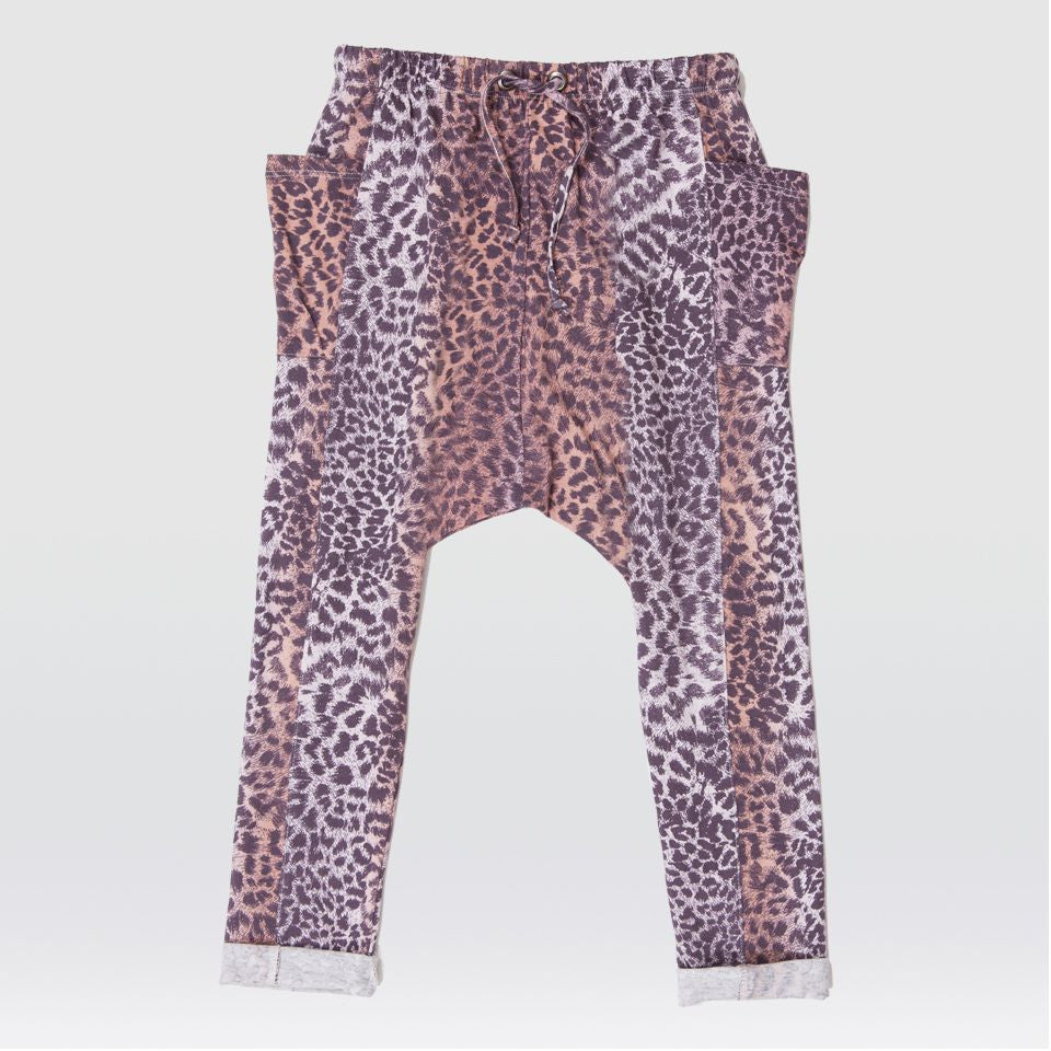 Woodstocker Pants - Cheetah