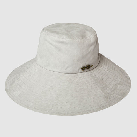 Silver Cloud Bucket Hat