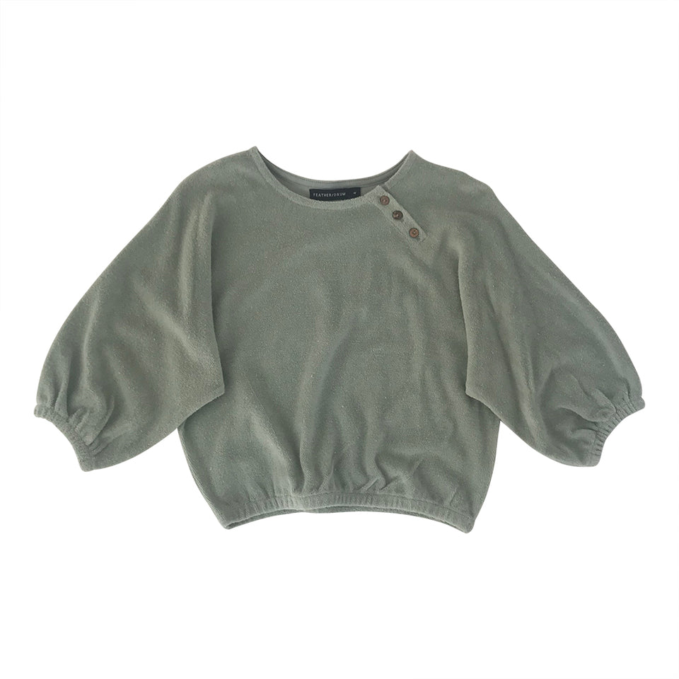 Quinn Sweater - Mint