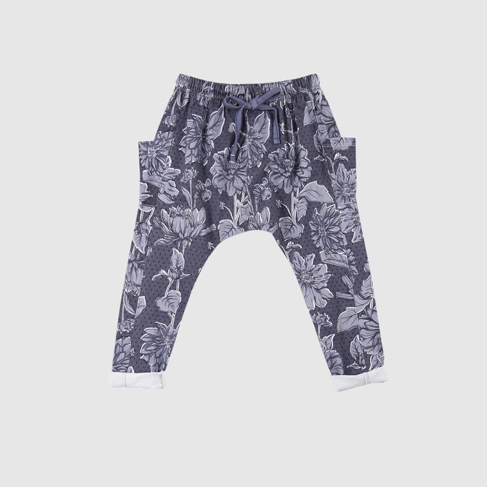 Woodstocker Pants - Flowerfield