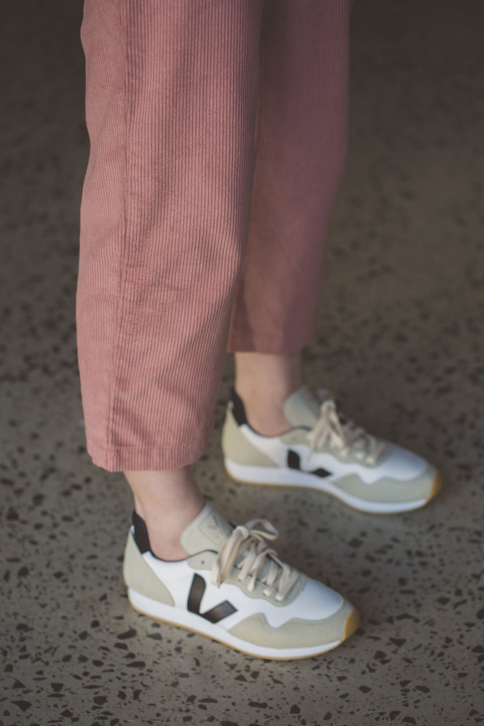 Ainsley Pant - Blush