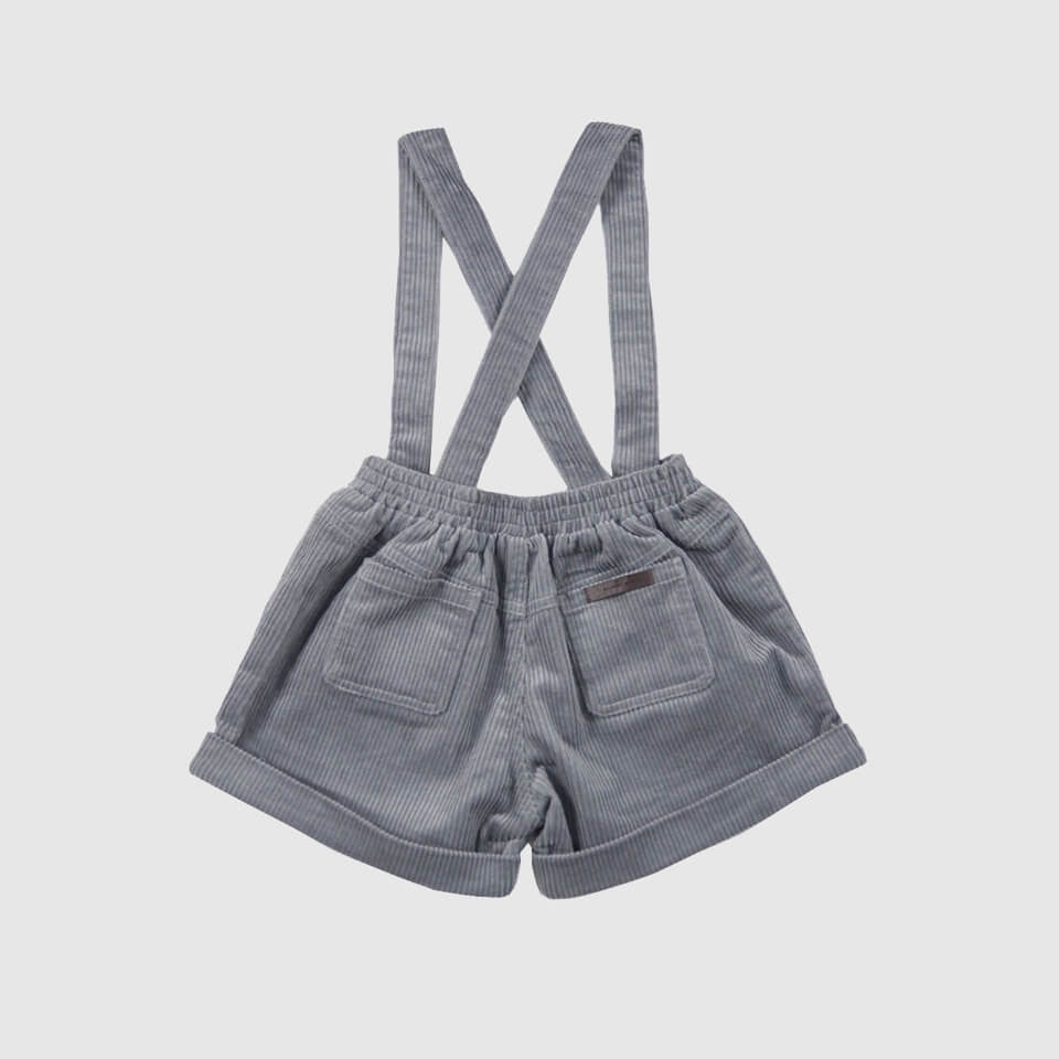 Lilah luxe cord shorts