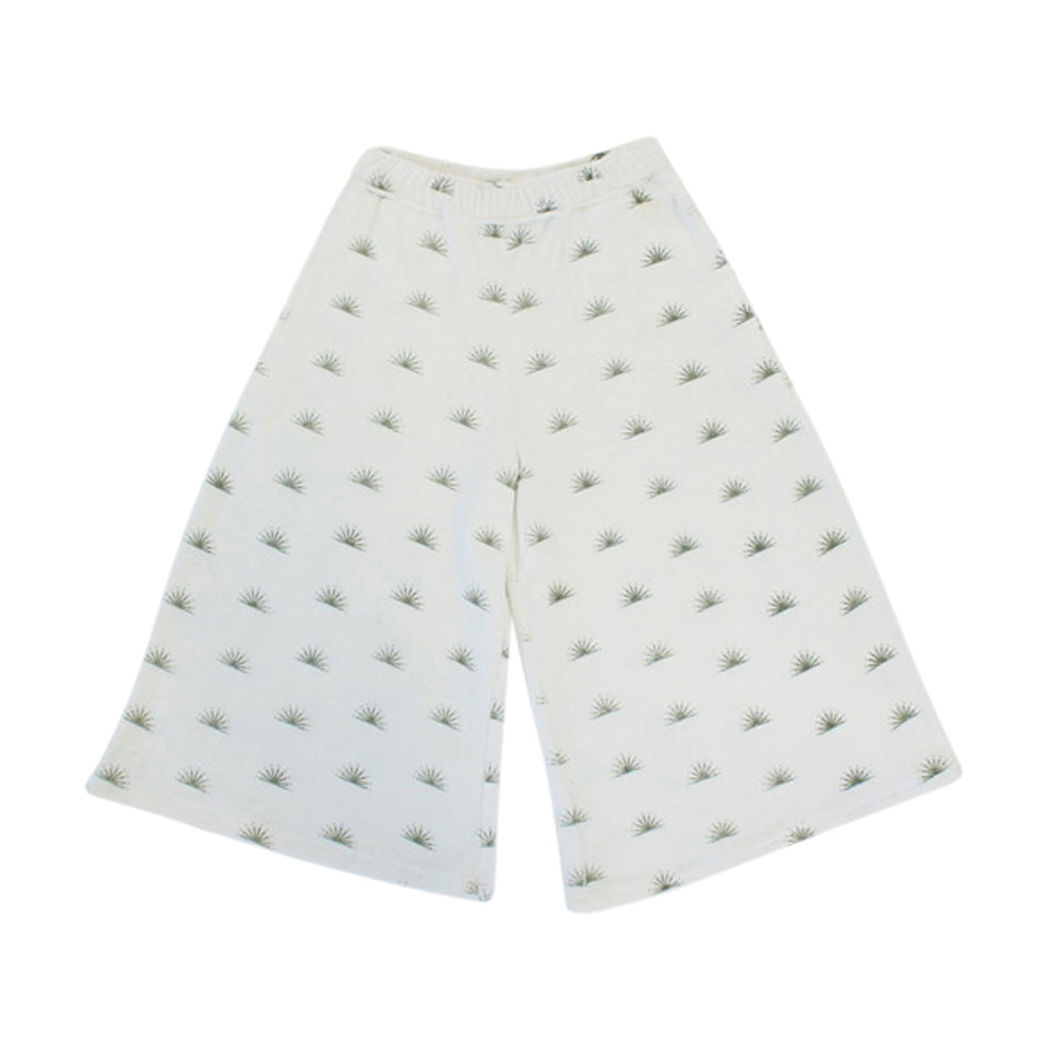 MUSE PANT - RISING SUN TERRY CLOTH