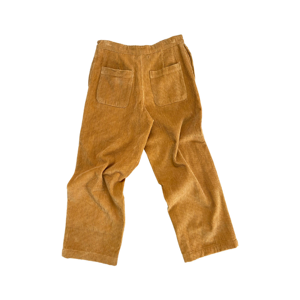 AINSLEY PANT - GOLD