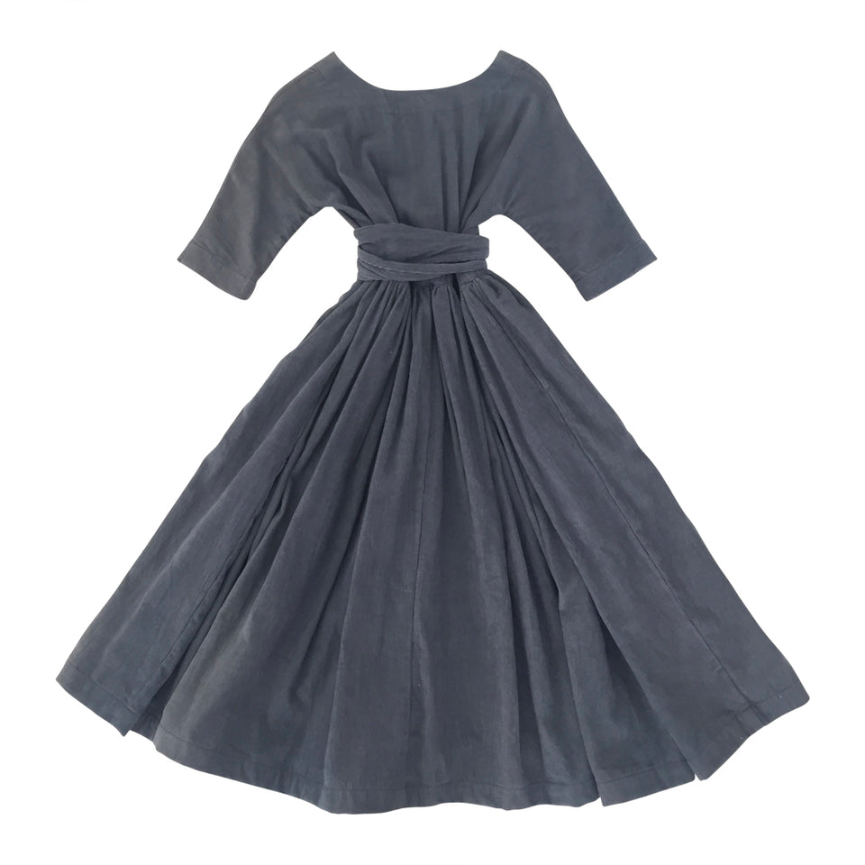 Layne Dress - Bluemoon