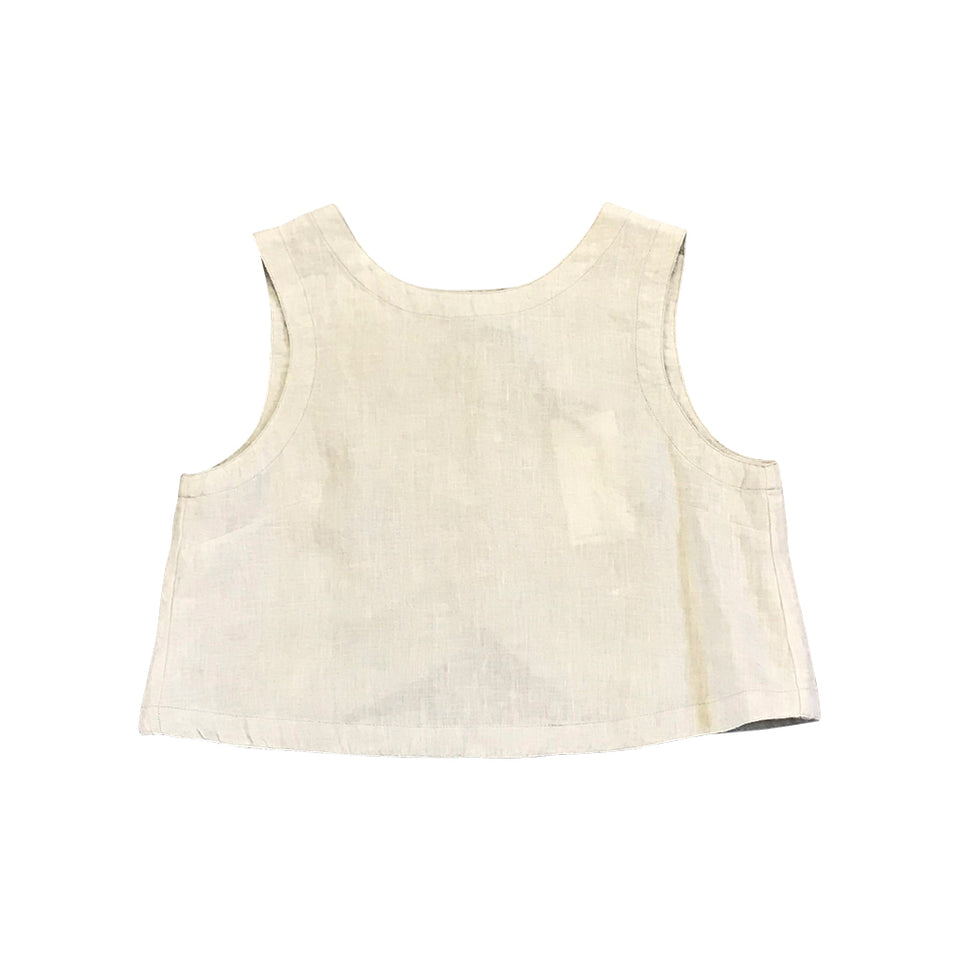 Bec Shell Top - Storm