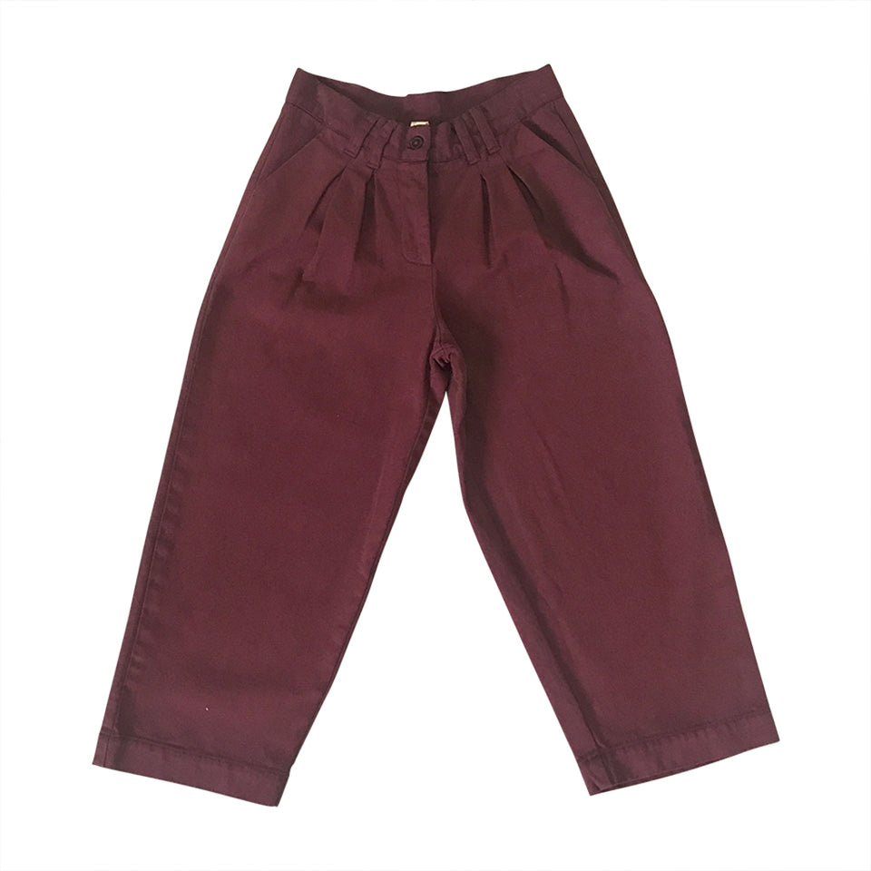 Austin Pants - Raisin
