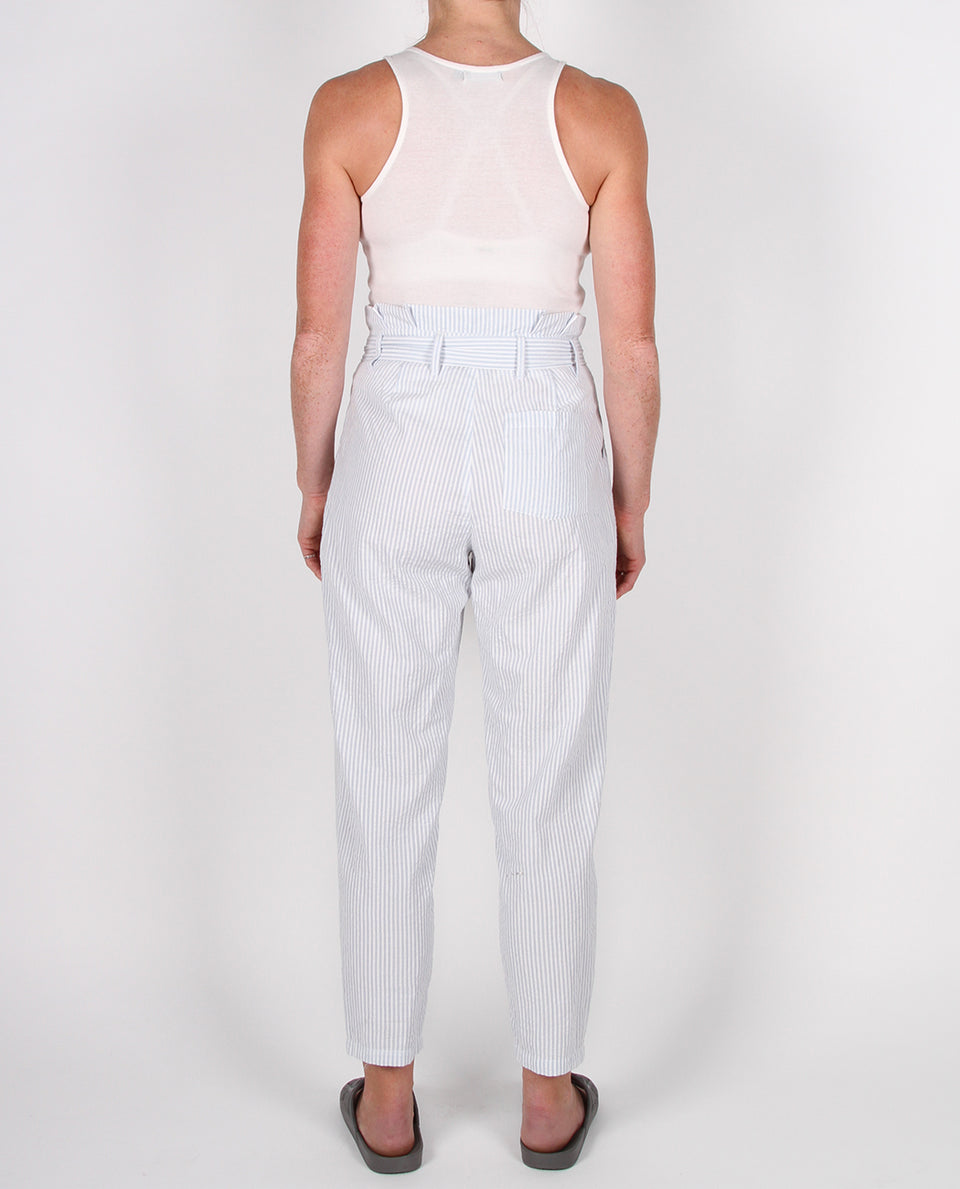 RACER BACK BODYSUIT - MILK