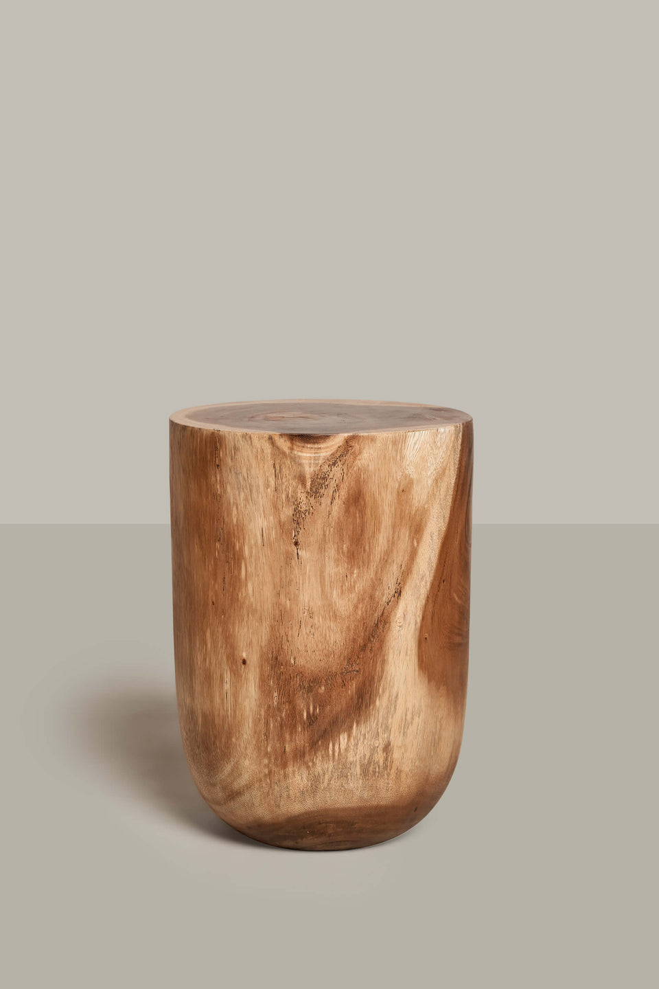 Cylinder Stump - Natural - Suar