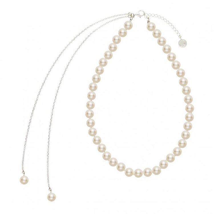 【限定販売】BECOME TREE Akoya-pearl Necklace