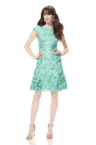 Petal Cocktail Dress -