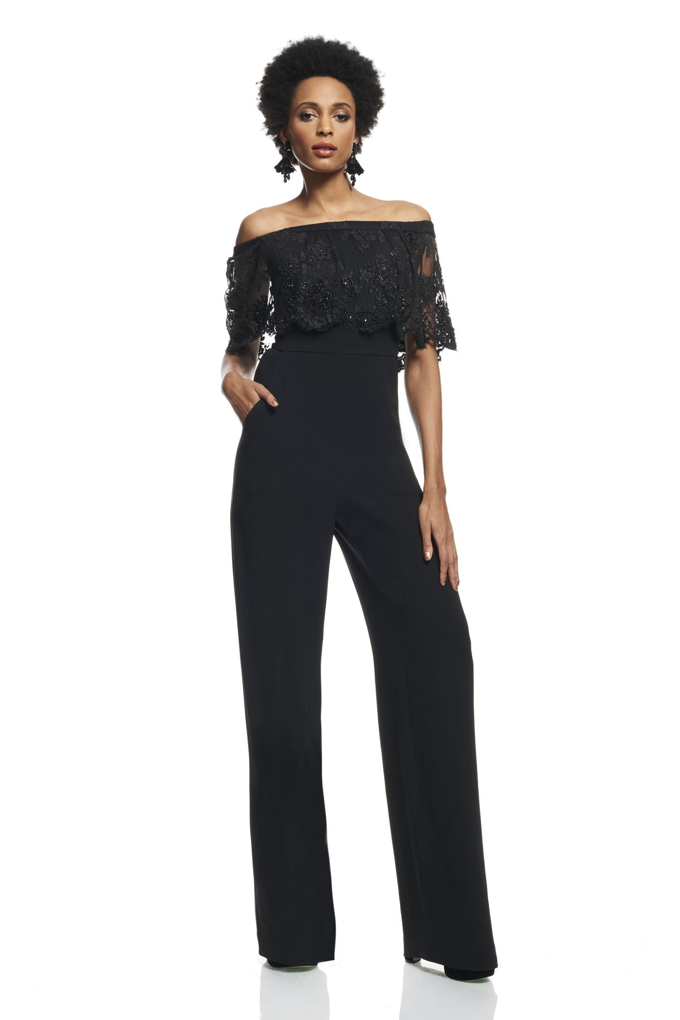 cb78a223472b Off The Shoulder Jumpsuit – THEIA