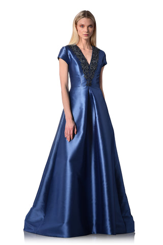 816062163aa3 V Neck Ball Gown