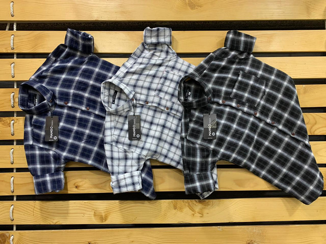 men's shirt pack of -3