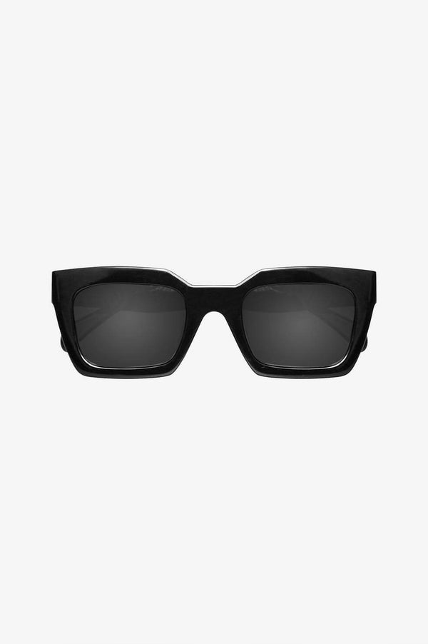 ANINE BING Indio Sunglass BLACK-Anine Bing-Frolic Girls