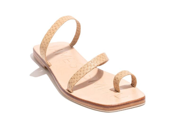 JAMES SMITH Caro Sandal CREMA-James Smith-Frolic Girls
