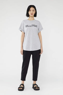CAMILLA & MARC Huntington 2.0 Tee GREY-Camilla and Marc-Frolic Girls